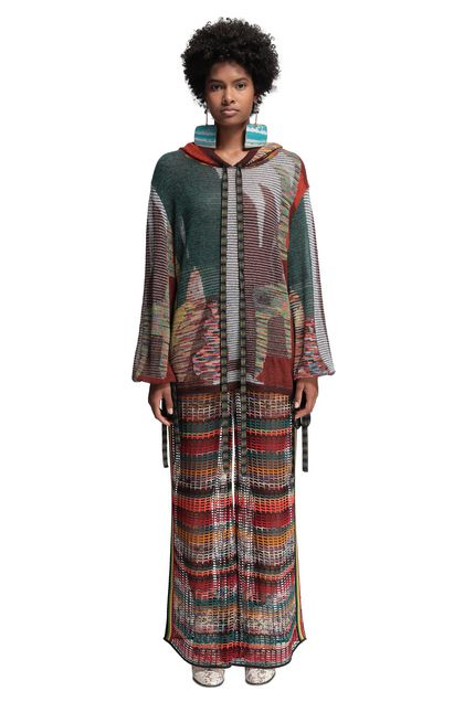 MISSONI Pullover Cocoa Woman - Back
