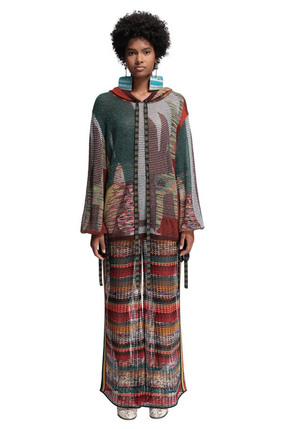 MISSONI Jersey Mujer, Vista frontal