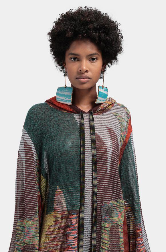 MISSONI Pullover Damen, Detail