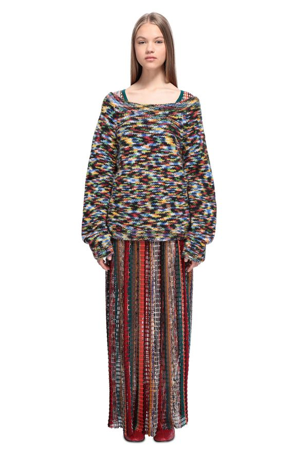 MISSONI Crew-neck Woman, Frontal view