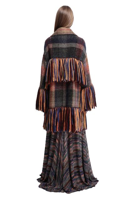 MISSONI Cardigan Ochre Woman - Front