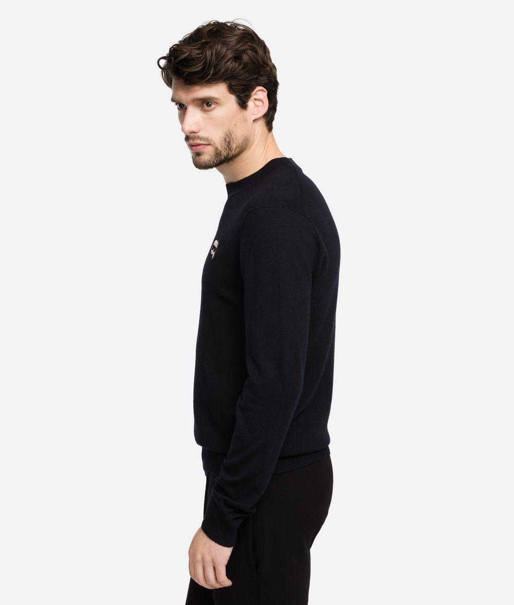 KARL LAGERFELD K/Ikonik Wool Sweater Sweater Man d