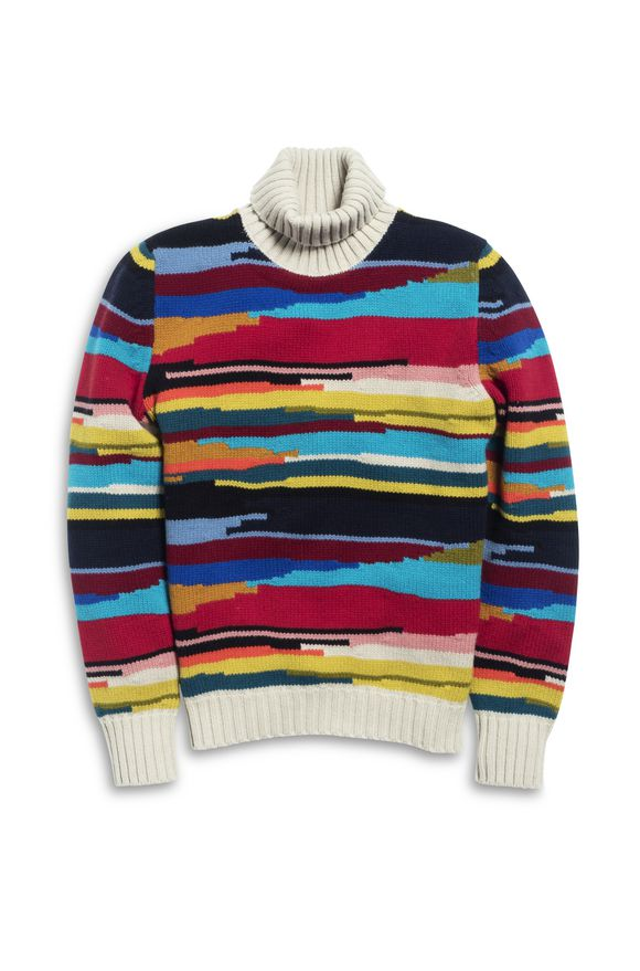 MISSONI Turtleneck Beige Man