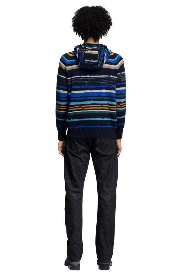 MISSONI Sweater Herren, Rückansicht
