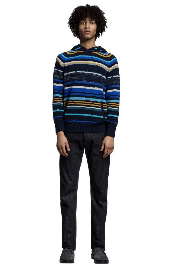 MISSONI Sweater Herren, Frontansicht