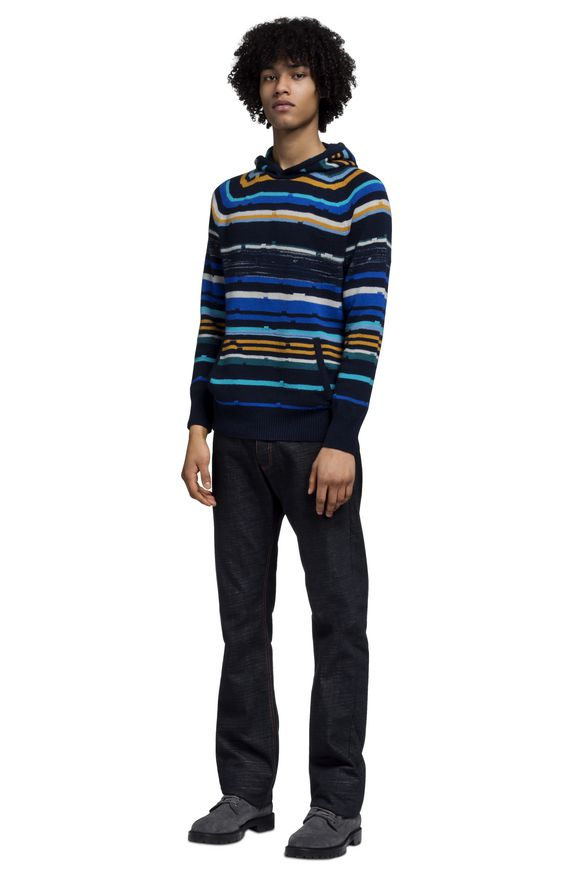 MISSONI Sweater Herren, Seitenansicht