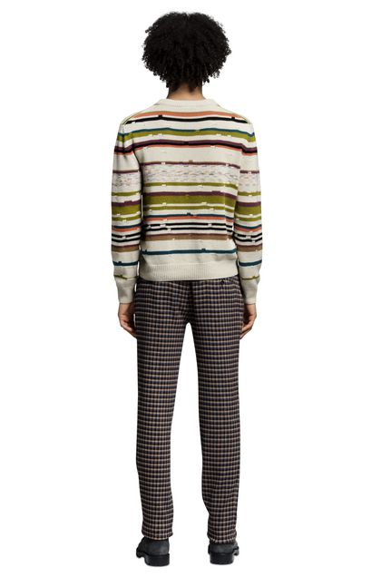MISSONI Crew-neck Grey Man - Front