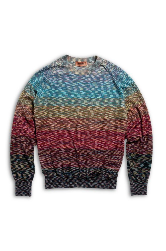 MISSONI Crew-neck  Man