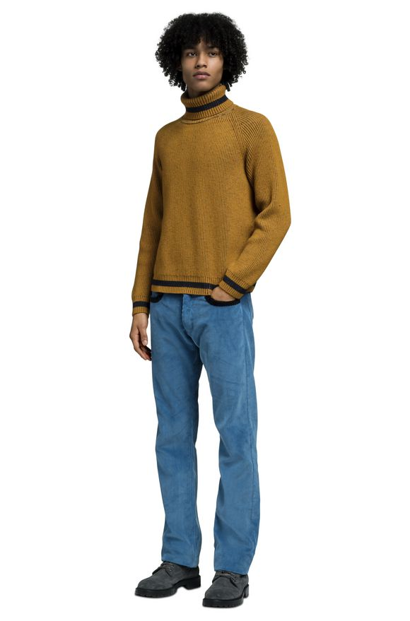 MISSONI Polo neck Man, Side view