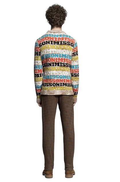 MISSONI Crew-neck Camel Man - Front