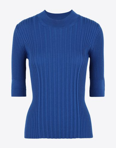 MAISON MARGIELA Crewneck sweater Woman Crew-neck wool knit f