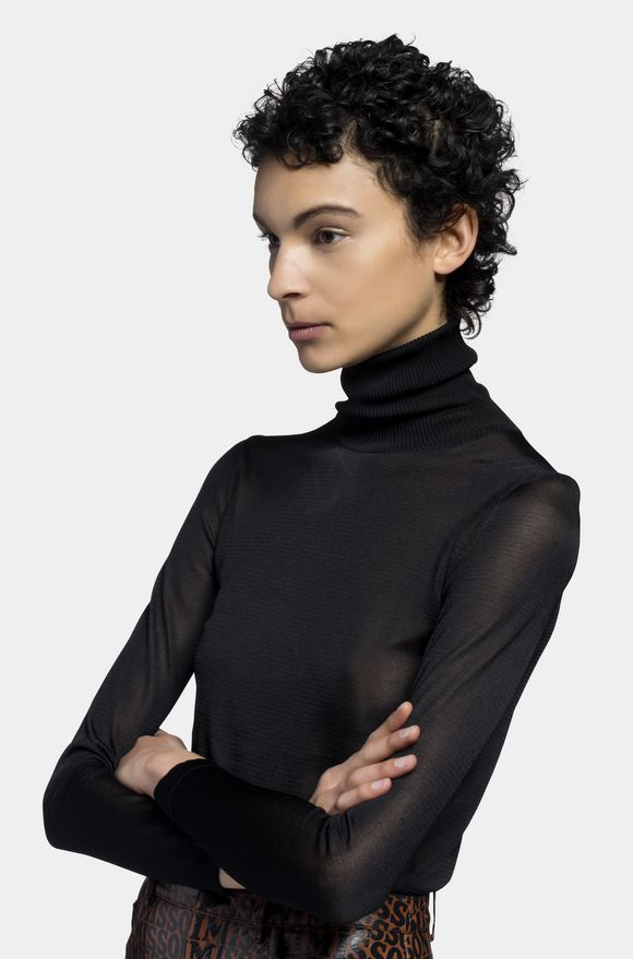 MISSONI Polo neck Woman, Product view without model