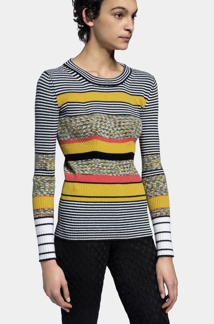 MISSONI Sweater Ochre Woman - Front