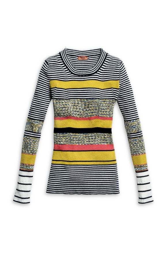 MISSONI Sweater Ochre Woman