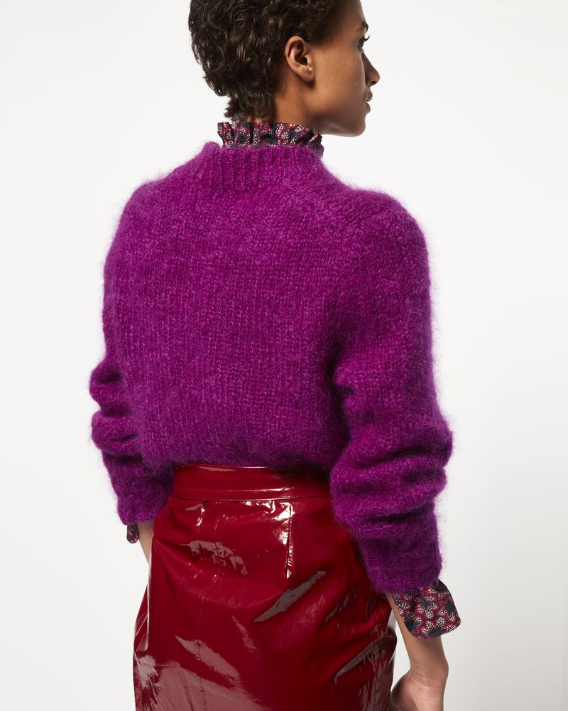 Pull court en mohair IVAH ISABEL MARANT