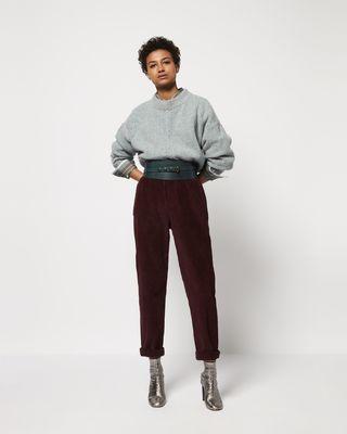 HAYLEE cashmere jumper