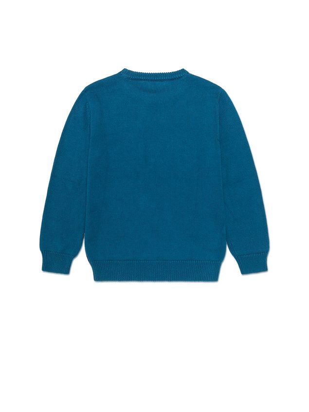Marni WOOL AND COTTON SWEATER WITH ALL-OVER PORTRAIT PRINT  Woman