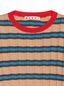 Marni STRIPED WOOL AND COTTON SWEATER Woman - 4