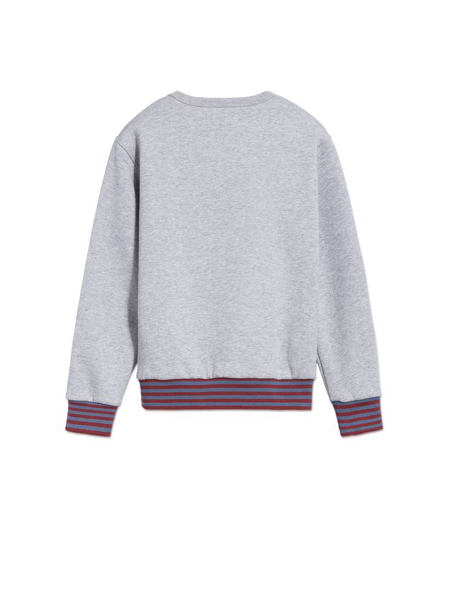 Marni COTTON SWEATSHIRT WITH MARIA MAGDALENA SUAREZ DESIGN  Man - 3