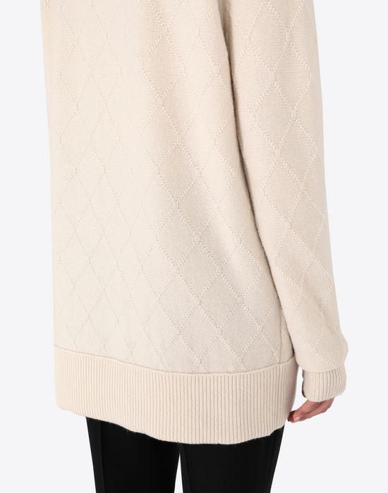 MAISON MARGIELA Deep-V cashmere pullover V-neck [*** pickupInStoreShipping_info ***] b