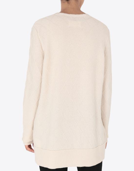 MAISON MARGIELA Deep-V cashmere pullover V-neck [*** pickupInStoreShipping_info ***] e