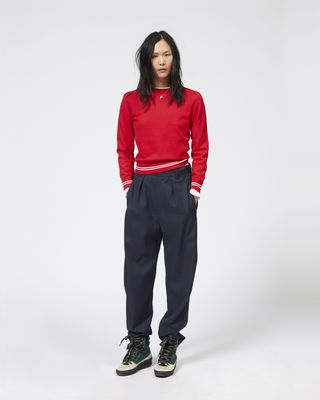 DESSIE technical knit