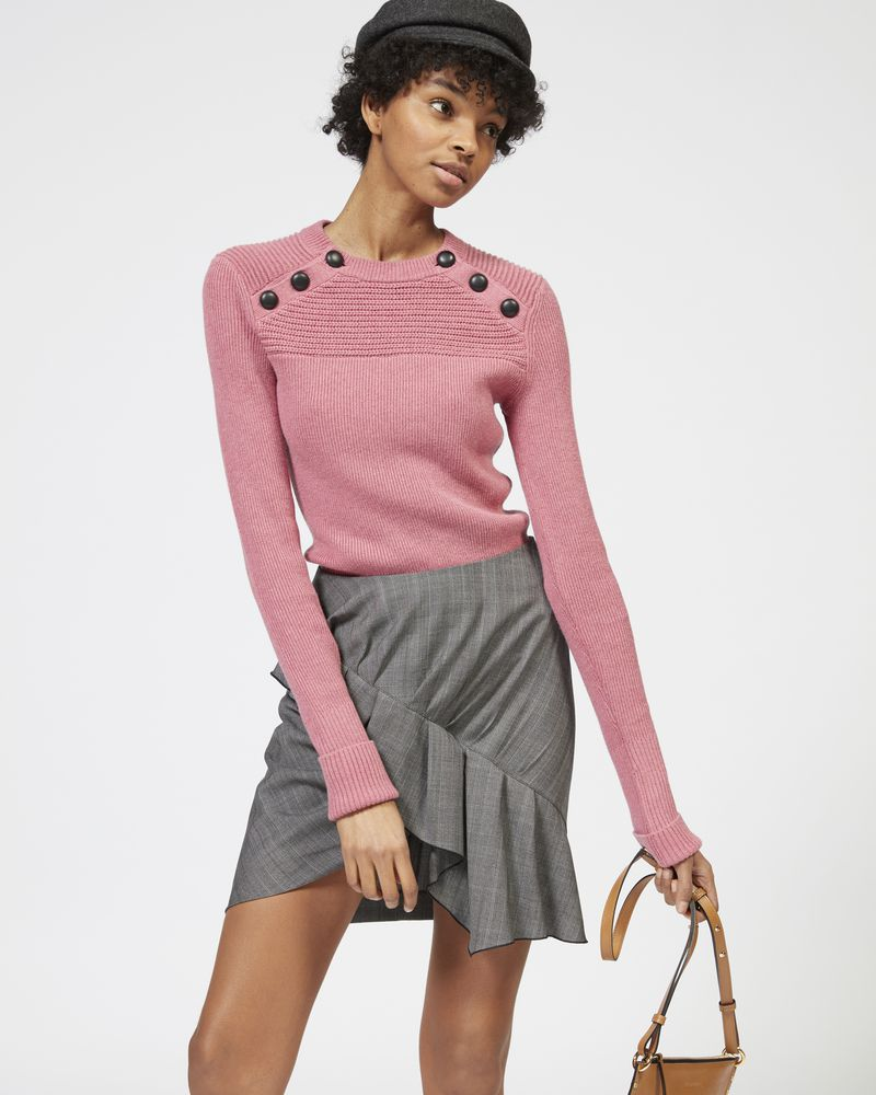 KOYLE buttoned knit jumper ISABEL MARANT ÉTOILE