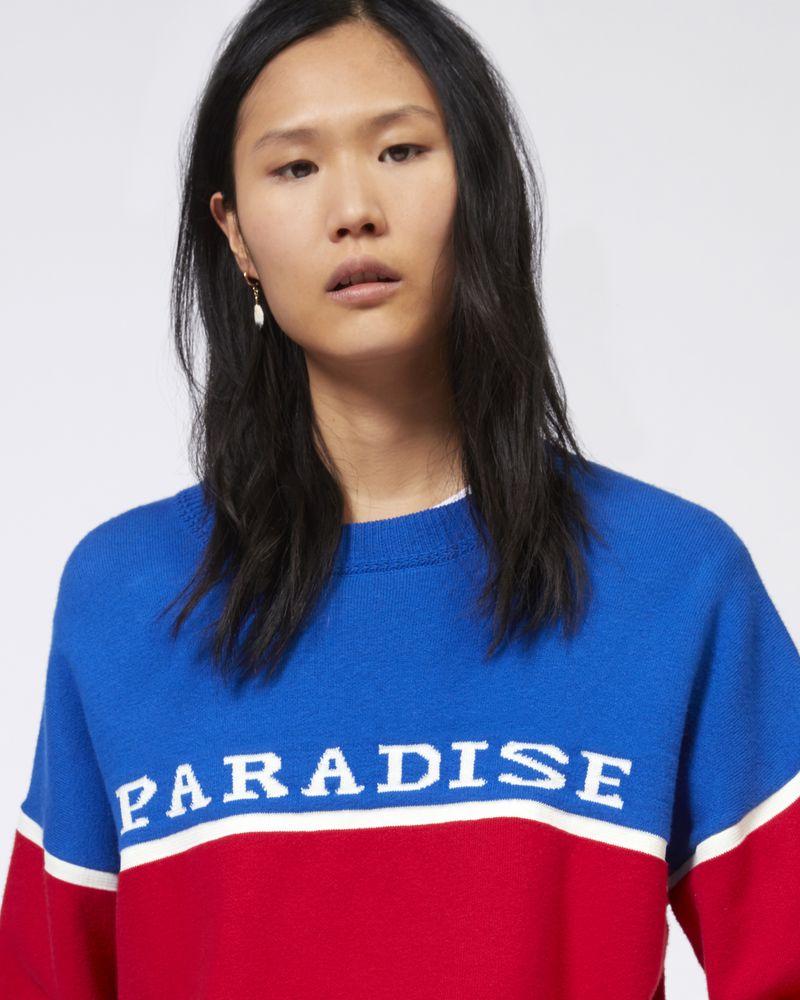 "KEPSON ""Paradise"" knit jumper ISABEL MARANT ÉTOILE"