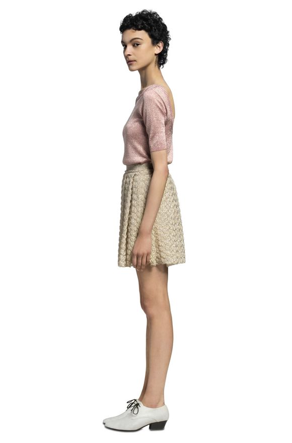 MISSONI Sweater Woman, Side view