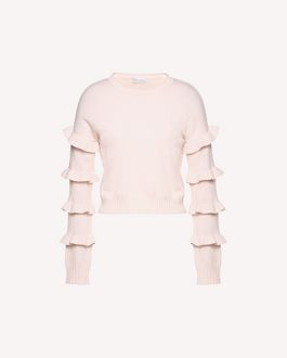 REDValentino Knit Sweater Woman QR0KC1G5461 377 a