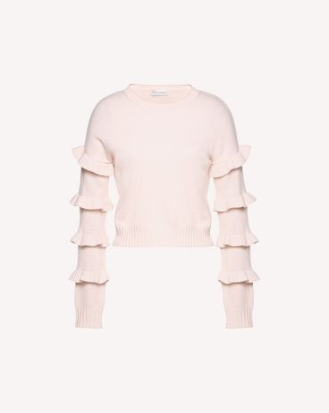 REDValentino QR0KC1G5461 377 Knit Sweater Woman a