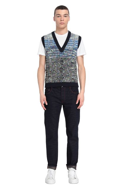 MISSONI Vest White Man - Front