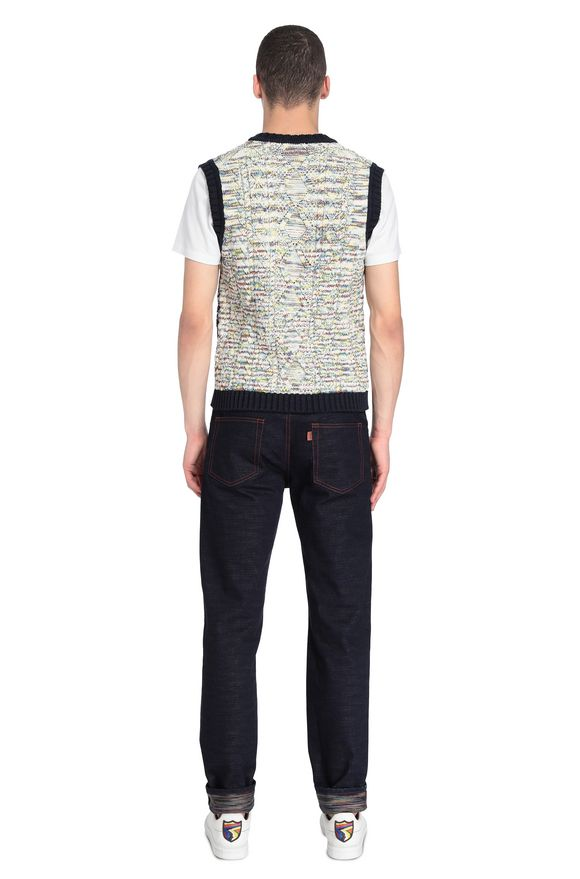 MISSONI Waistcoat Man, Product view without model