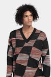 MISSONI V-Neck Man, Detail