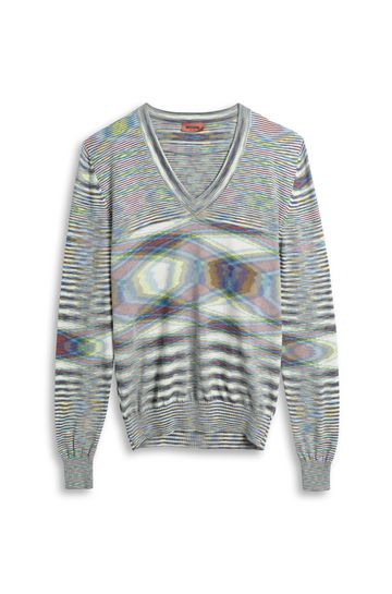 MISSONI V-Neck Man m