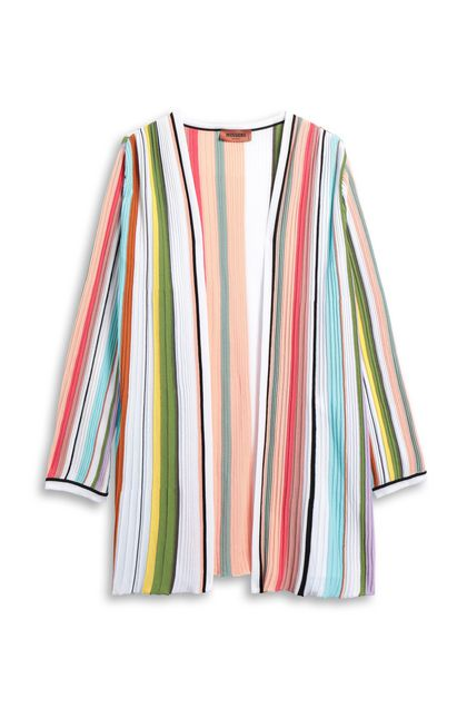 MISSONI Cardigan Bianco Donna - Retro