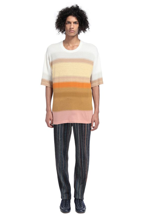 MISSONI Men's T-Shirts Man, Rear view