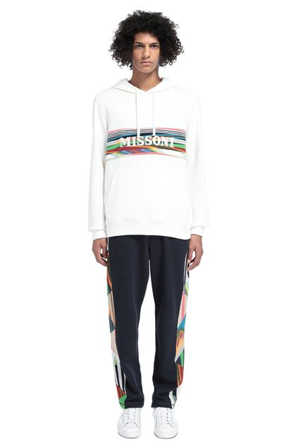 MISSONI Sweater White Man - Front