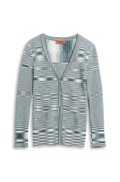 MISSONI Cardigan Green Woman - Front