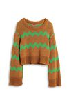 MISSONI Sweater Woman, Frontal view