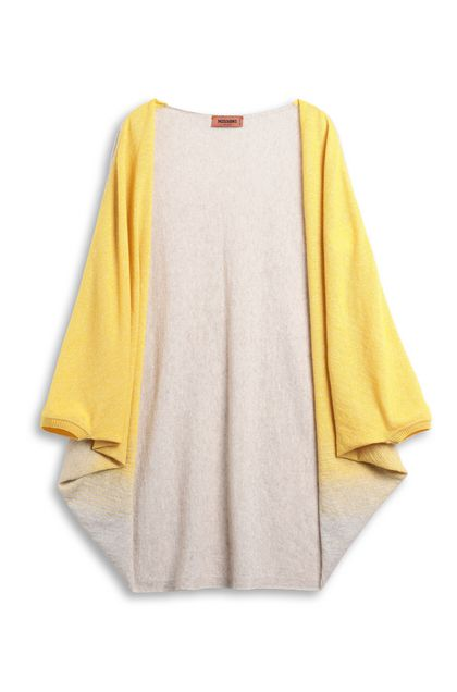 MISSONI Cardigan Yellow Woman - Front