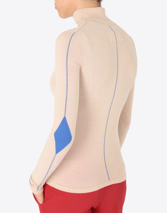 MAISON MARGIELA Stocking seam pullover Long sleeve sweater [*** pickupInStoreShipping_info ***] b