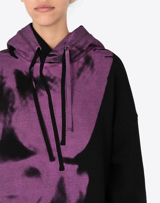 MAISON MARGIELA Oversized printed sweatshirt Sweatshirt [*** pickupInStoreShipping_info ***] a