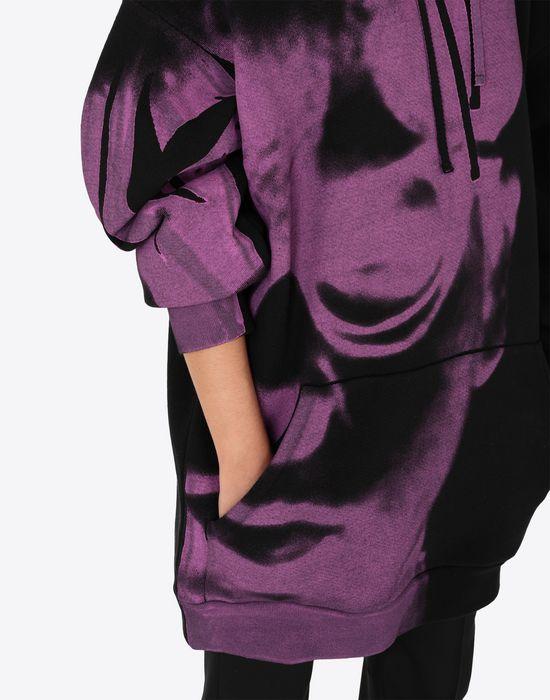 MAISON MARGIELA Oversized printed sweatshirt Sweatshirt [*** pickupInStoreShipping_info ***] b