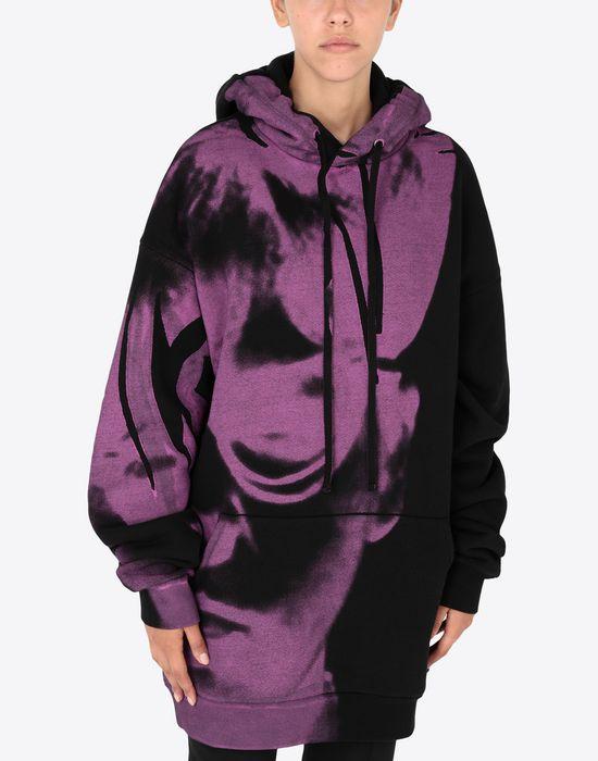 MAISON MARGIELA Oversized printed sweatshirt Sweatshirt [*** pickupInStoreShipping_info ***] r