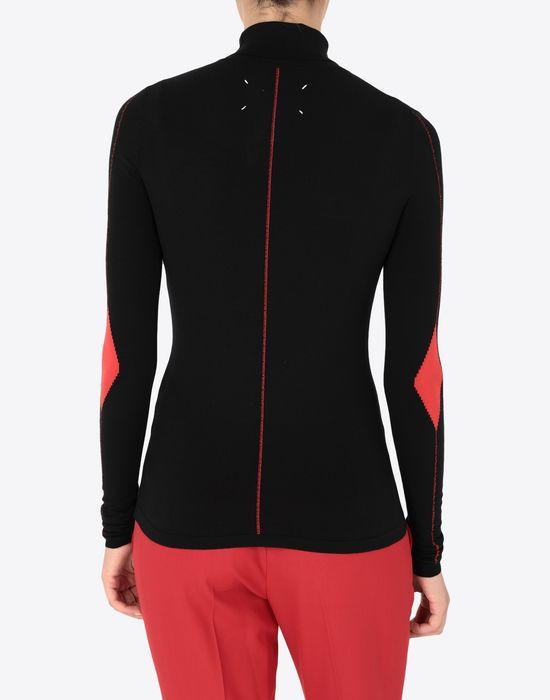 MAISON MARGIELA Stocking seam pullover Long sleeve sweater [*** pickupInStoreShipping_info ***] e