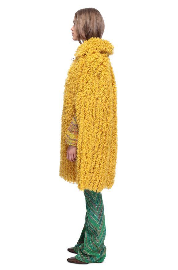 MISSONI Пальто-накидка  Для Женщин, Вид сбоку