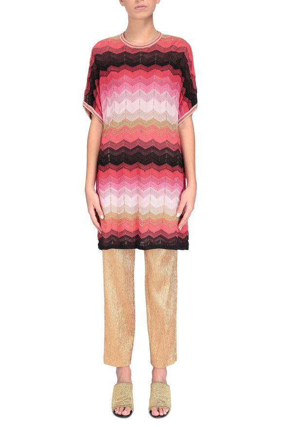 M MISSONI Jumper Woman, Frontal view