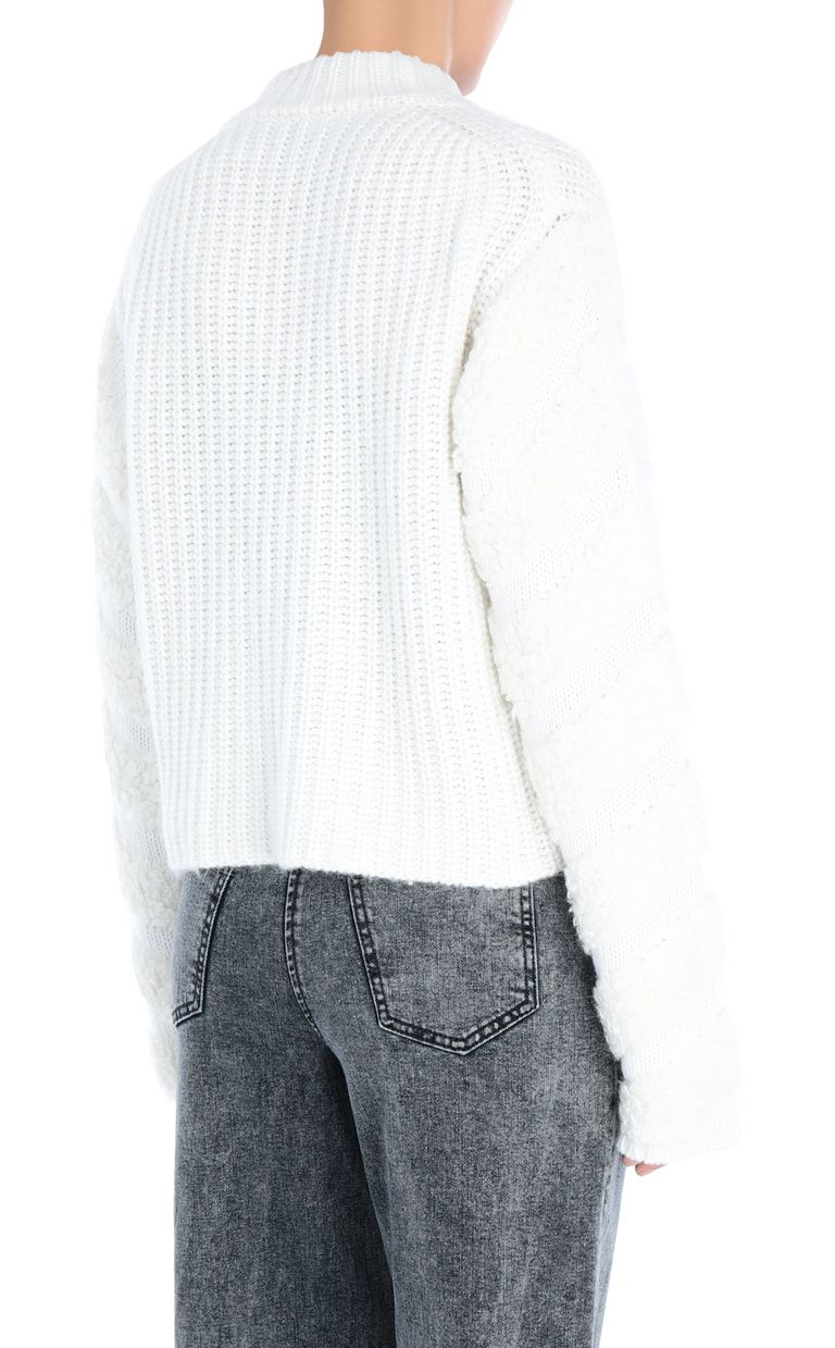 JUST CAVALLI Teddy sweater Sweater [*** pickupInStoreShipping_info ***] d