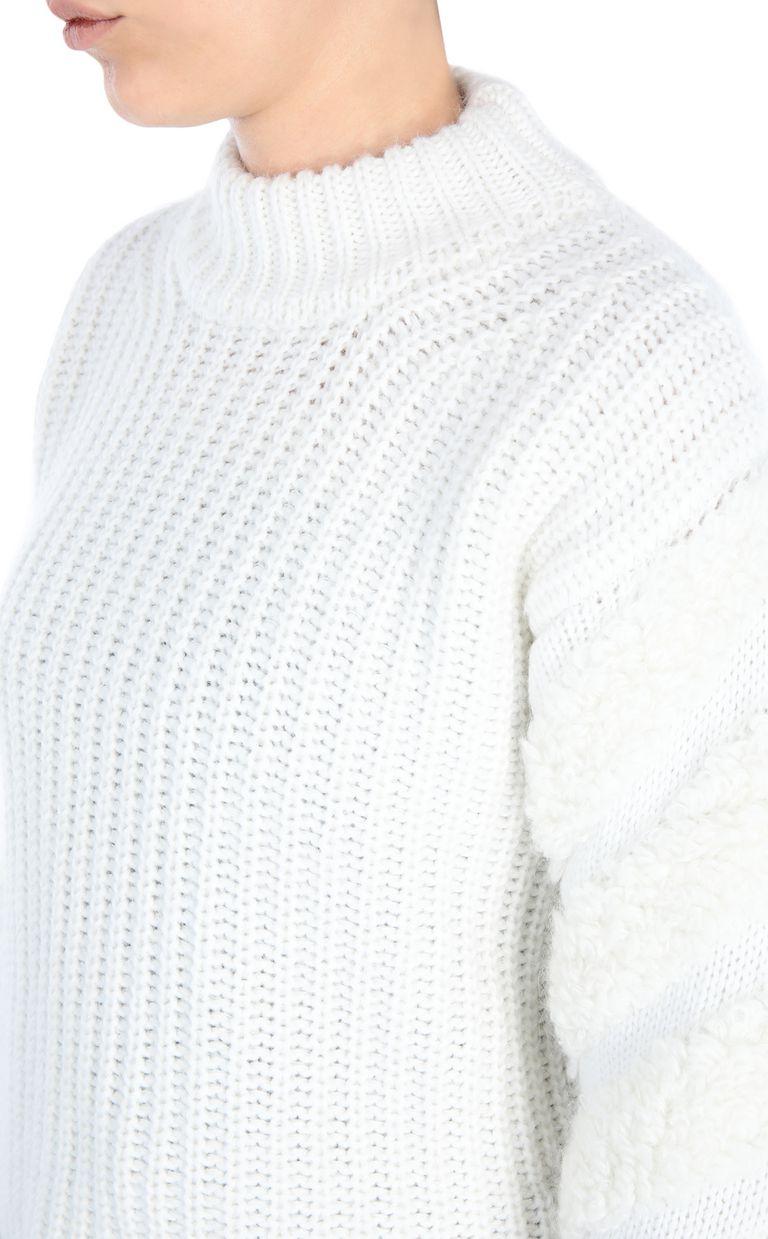 JUST CAVALLI Teddy sweater Sweater [*** pickupInStoreShipping_info ***] e